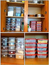 Organizing Indian Spices In Tiny Plastic Bins Idea