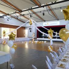 salle michel audiard eu décoration de ballons pour un mariage à la salle michel audiard à