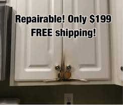 Thermofoil Cabinet Doors Peeling by Thermofoil Cabinet Door Repair Thermofoil Repair