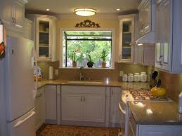 Adorable Small U Shaped Kitchen Very In West San Jose Ca Traditional