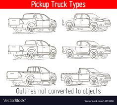 Truck Pickup Types Template Drawing Royalty Free Vector How Other Drivers Treat 7 Vehicle Types Big Pickup Trucks Truck Weight Rating Class Freightliner Touch A The Adventures Of Cab Summary Of Type And Applications Top Light Italia Srl Trailer Types Stock Vector Illustration Freight 16439062 Different Taxi Transport Cars Helicopter Van Isometric Car On Road With Coloring Pages Garbage And Dumpsters Stock List Truck Wikiwand Characteristics Different Download Table