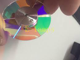 new original dlp projector colour color wheel model for benq