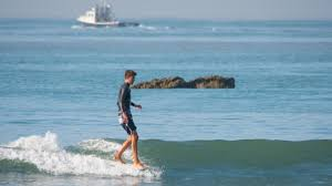 Los Patios San Clemente by Grom Of The Week Aidan Wallace San Clemente Times
