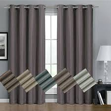 Walmart Thermal Curtains Grommet by Brown Blackout Curtains U2013 Teawing Co