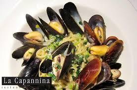 cuisine italienne gastronomique restaurant la capannina 50 de rabais sur tuango ca