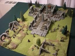 3d Dungeon Tiles Uk by 104 Best Modular Dungeons Images On Pinterest Wargaming Terrain