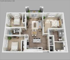 100 Small One Bedroom Apartments 1 Bedroom Apartment Plans One Bedroom Design Inspirational
