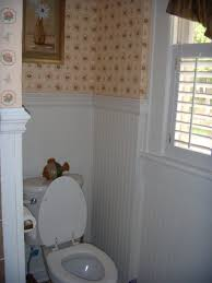 Small Bathroom Wainscoting Ideas by Bathroom Exciting Image Of Grey Small Bathroom Decoration Using