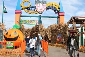 Pumpkin Patch Rides by Halloween Harvest At Luna Park Coney Island Boyz Rule Our World