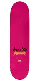 100 Ccs Decks Chocolate X Sanrio Aggretsuko Skateboard Deck 8125