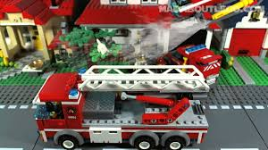 LEGO CITY FIRE STATION 60004 - YouTube Lego City Fire Ladder Truck 60107 Walmartcom Brigade Kids Pin Videos Images To Pinterest Cars 2 Red Disney Pixar Toy Review Howto Build City Station 60004 Review Boxtoyco Moc 60050 Train Reviews Lego Police Buy Online In South Africa Takealotcom Undcover Wii U Games Nintendo Playing With Bricks My Custom A Video Update 60002 Amazoncouk Toys Airport Remake Legocom