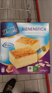 sweet delight bienenstich kalorien nährwerte produktdaten