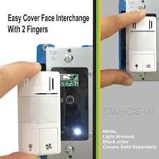 Humidity Sensing Bathroom Fan by Interchangeable Face Cover For Dwhos Pir Humidity Sensor Bathroom