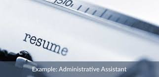 Resume Example For Mid Level Administrative Assistant CareerBuilder