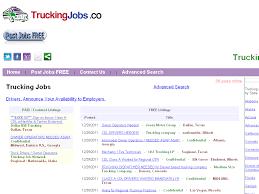 Trucking Jobs - Truck Driving Jobs - CDL Class A Truck Driver Jobs