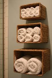 Bathroom Bathroom Towel Decorating Ideas