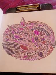 From Animal Kingdom Colouring