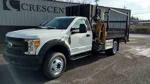 100 Crescent Ford Trucks New And In Stock Tank Mfg