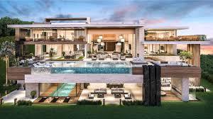 100 Modern Dream Homes Architecture Construction Of Luxury Villa In La Zagaleta