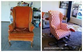 recouvrir un fauteuil club comment retapisser un fauteuil