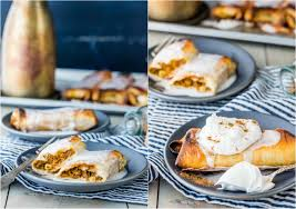 Bake Pumpkin For Pies by Baked Pumpkin Pie Chimichangas The Cookie Rookie