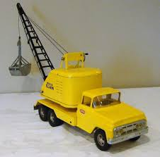 Tonka Toys Ford Cab MOBILE CLAM Crane Truck V RARE 60's NMINT 100 ... Tonka Trucks Toysrus Vintage Toys Lifeguard Jeep Hey Kiddo Pinterest Amazoncom Classic Steel Mighty Dump Truck Ffp Toys Games Tough Flipping A Dollar Green Metal Van Truck Toy Yellow Striped Cars Truckspressed For Sale Ioffer Haul Metal 1999 Awesome Collection From Vehicle Play Vehicles Toy Amazoncouk 34 Best Old For Sale Images On Antique Retro Quarry John Deere 21 Big Scoop