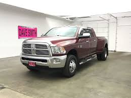 Used 2011 Ram 3500 Laramie Mega Cab Short Box Dually | Dave Smith ...