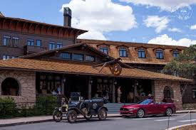 El Tovar Dining Room by Historic Vehicle Association Day 18 August 3 2015 Sedona Az