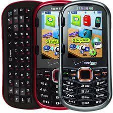 Verizon Keyboard Phones