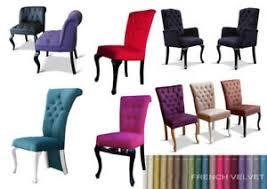 details zu chesterfield stuhl esszimmer designer leder stühle massiv handgemacht sitzgruppe