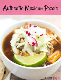 Pozole Rojo Is Delicious During The Fall And Winter Months Try This Yummy Authentic Mexican