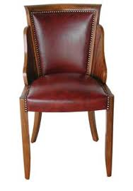 Leather Dining Chairs Ikea by Genuine Leather Dining Chairs Leather Dining Chairs Pinterest