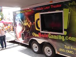 100 Game Trucks Mobile Gaming Theater Rentals Cleveland And Akron