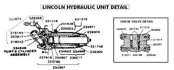 Hydraulic Floor Jack Adjustment by Walker Floor Jack Rebuild Kit Carpet Vidalondon