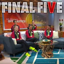Simone Biles Floor Routine Score by Final Five