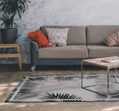 farnmuster wohnzimmer vinyl teppich