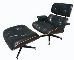 Original Rosewood And Black Leather Lounge Chair And Ottoman By ... Charles Ray Eames Lounge Chair Vitra 70s Okay Art Early Production Eames Rosewood Lounge Chair Ottoman Matthew Herman Miller Vintage Brazilian 67071 Original Rosewood 670 And Ottoman 671 For Herman Miller At For Sale 1956 Moma A