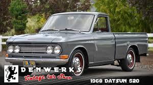 100 Datsun Truck 1968 520 Pickup Upgraded A14 5spd Sweet