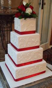 Wedding Cake Wedding Cakes Red And Black Wedding Cakes Beautiful Red White And Black