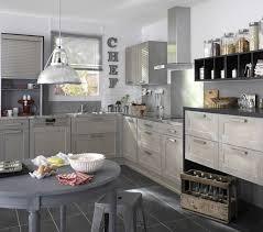 cuisine bois blanchi les cuisines d antan au goût du jour de lapeyre inspiration cuisine