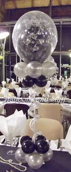 119 best Centerpieces balloons or others images on Pinterest