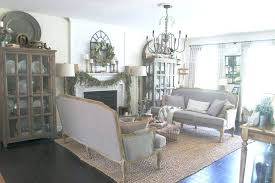 French Farmhouse Living Room Ideas Country