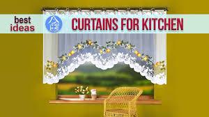Kitchen Curtain Ideas Pictures Curtains Kitchen Beautiful Ideas Curtains For Kitchen Window