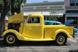 File:1936 Ford Pickup - Yellow - Svl.jpg - Wikimedia Commons 1936 Ford Pickup Hotrod Style Tuning Gta5modscom Truck Flathead V8 Engine Truckin Magazine Impulse Buy Classic Classics Groovecar 1935 Custom Panel For Sale 4190 Dyler For Sale1 Of A Kind Built Sale 2123682 Hemmings Motor News 12 Ton S168 Dallas 2016 S341 Houston 2017 68 1865543 Stuff I Like Pinterest Trucks And Rats To 1937 On Classiccarscom Pickups Panels Vans Original