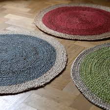 Green Jute Rug by Jute Rug A Simple Matter To Insert Interior With Traditional