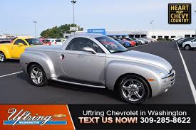Used 2006 Chevrolet SSR For Sale   Peoria IL Chevrolet Ssr Questions Ssr Bed Storage Area Option How To Install 2004 For Sale 2099821 Hemmings Motor News 2005 Chevy Truck Model By Badd Ride Miranda 401 Flickr Things I Think Chevy Ssr Truck 2019 Review Techweirdo Gateway Classic Cars 1702lou Chev Stock Photos Images Alamy Ss Ssr2004 Near Sarasota Fl Reg Cab 1160 Wb Ls Regular Short Bed Trucks Lovely Page 1 The 2006 Overview Cargurus