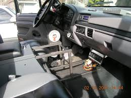 1996 Ford Bronco Interior pictures videos and sounds