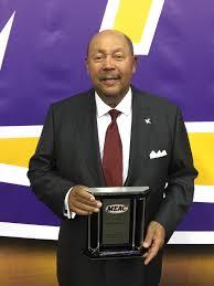 100 Michael P Johnson NCCU Trustee Alumnus Honored With MEAC Award