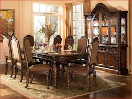 Ortanique Dining Room Table by Ashleys Furniture Dining Room Sets North Shore Dark Brown Living
