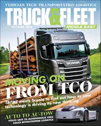 Truck And Fleet | Middle East Construction News